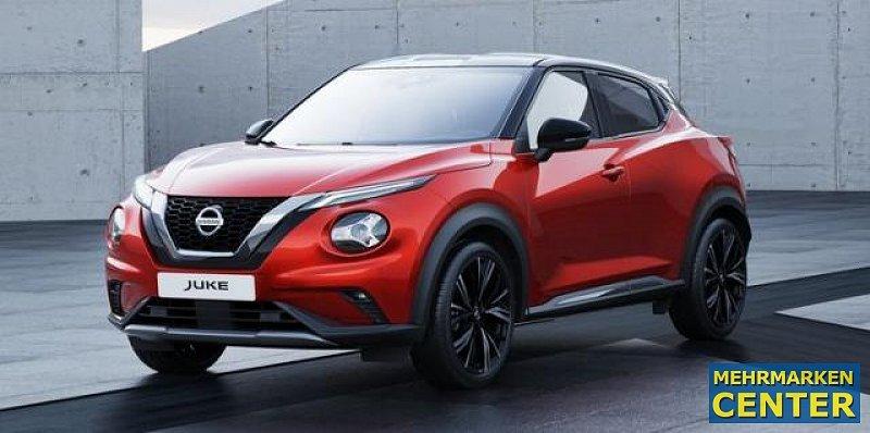 Nissan Juke Acenta 1.0 DIG-T 117